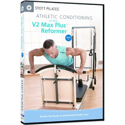 STOTT PILATES Athletic Conditioning on V2 Max Plus Reformer Level 2