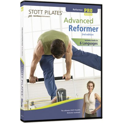 2nd Edition Advanced Reformer DVD