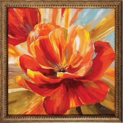 Propac Images Island Blossom I / II Framed Art (Set of 2)