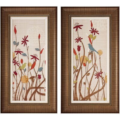 Meadow I and II Print Set - 19
