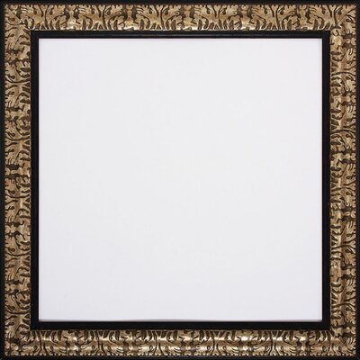 "Propac Images Dark Tan Beveled Mirror - 30"" x 30"""