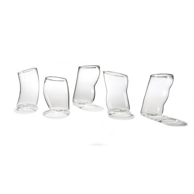 Goods 5 Piece Lazy Love Glass Set