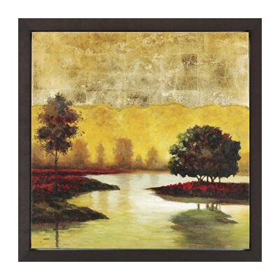 "Paragon Evening Solitude I by Unknown Landscapes Art - 35"" x 35"""