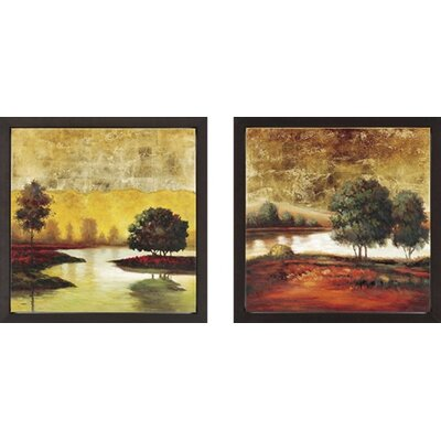Paragon Evening Solitude Landscapes Art Set