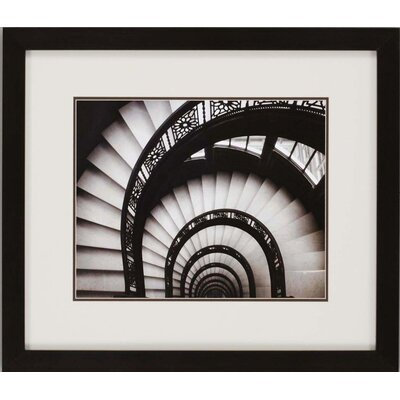 "Paragon Stairwells by Christensen Architectural Art - 27"" x 31"""