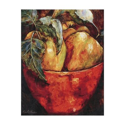 Apples by Etienne Painting on Canvas