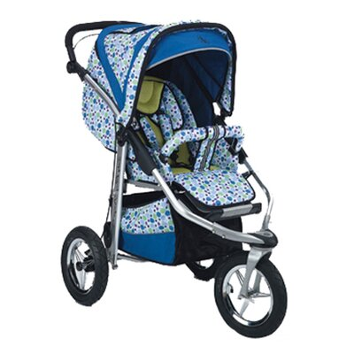 Baby Bling Design Metamorphosis Stroller