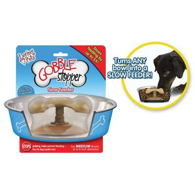 Loving Pets Gobble Stopper Slow Feeder