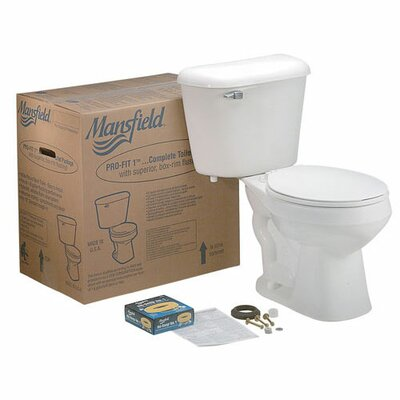 Mansfield Pro-Fit 3 ADA Complete Elongated 2 Piece Toilet