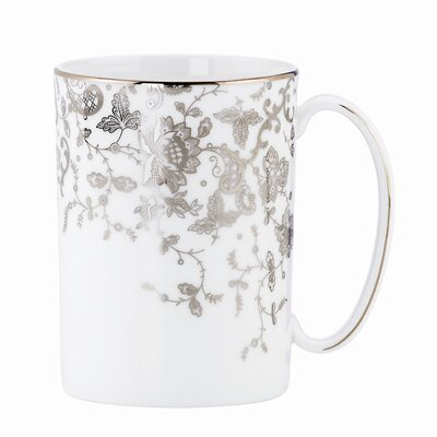 Marchesa by Lenox French Lace 11 oz. Mug