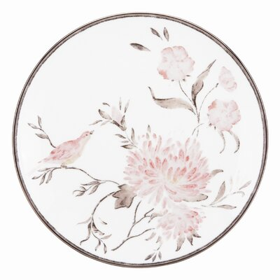 Marchesa by Lenox Spring Lark Coupe Accent Plate