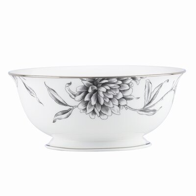 "Marchesa by Lenox Floral Illustrations 8.5"" Serving Bowl"