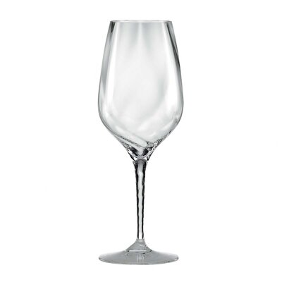 Marchesa by Lenox Pleated Swirl White Wine Glass