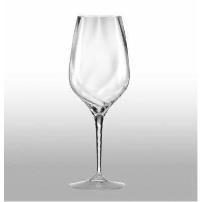 Marchesa by Lenox Pleated Swirl Goblet