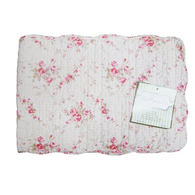 Textiles Plus Inc. Abby Rose Home Table Runner