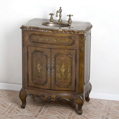 "Global Treasures Carsyn 28"" Bathroom Vanity Set"