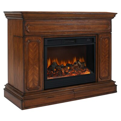 "TVLIFTCABINET, Inc Remington 59"" TV Stand with Electric Fireplace"