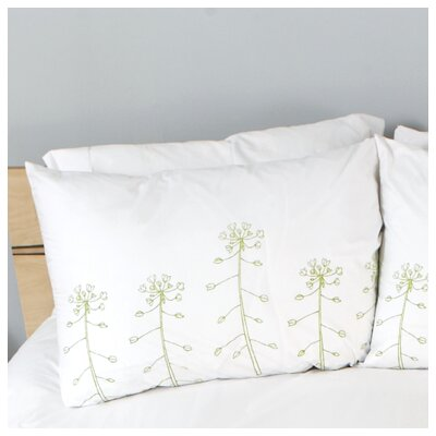 Wildflowers Standard Pillow Cover