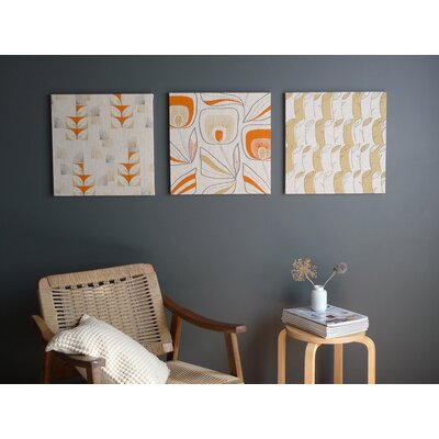 threesheets2thewind Ani Windflower Textile Wall Print