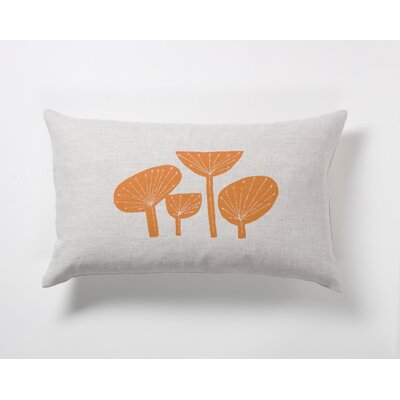 threesheets2thewind Plant Forms Pillow