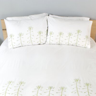 three sheets 2 the wind Wildflowers Standard Pillow Cover