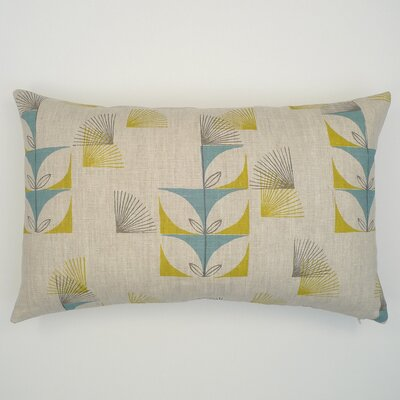three sheets 2 the wind Fugi Floral Pillow