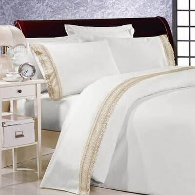 Malibu 300 Thread Count Juno Duvet Collection