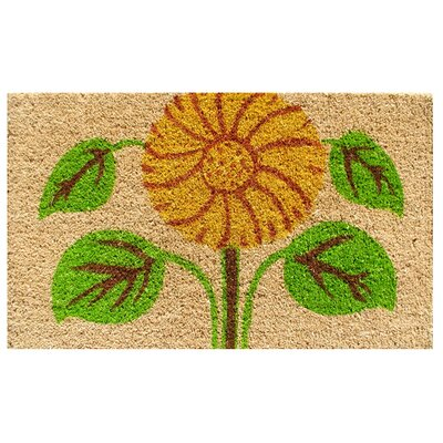 Imports Decor Sunflower Doormat