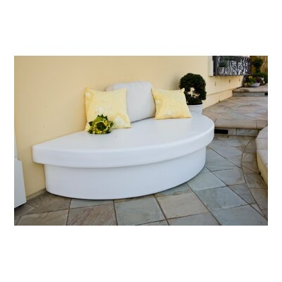 La-Fete Demi-lune Outdoor Bed