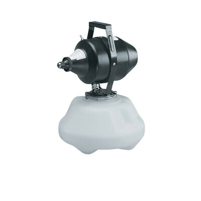 RL Flo-Master Atomist Electric Polyethylene Sprayer with Nozzle in Black / Translucent White