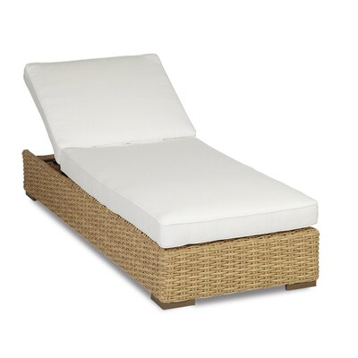 Sunset West Leucadia Chaise Lounge with Cushions