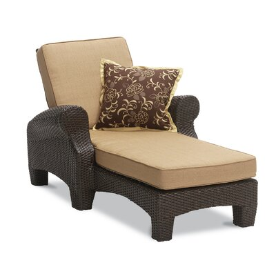 Sunset West Santa Barbara Chaise With Cushion