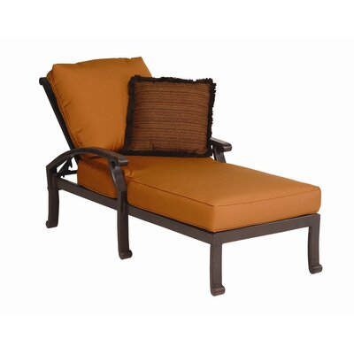 Sunset West Newport Chaise Lounge with Cushion