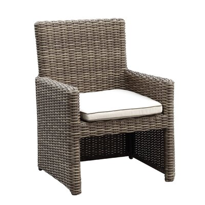 Sunset West Coronado Dining Arm Chair with Cushion