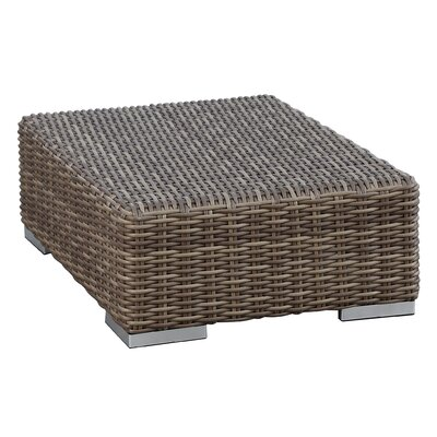 Sunset West Coronado Ottoman with Cushion