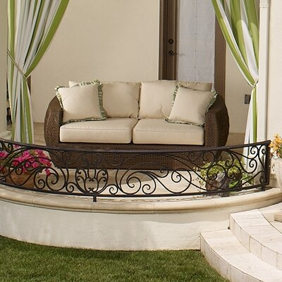 Sunset West Huntington Sofa with Cushions