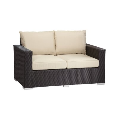 Resin Wicker Sofa Allmodern