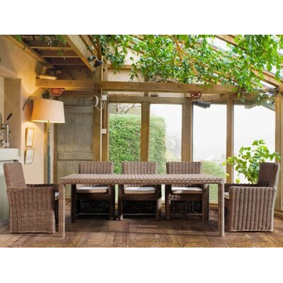 Sunset West Montecito 9 Piece Dining Set