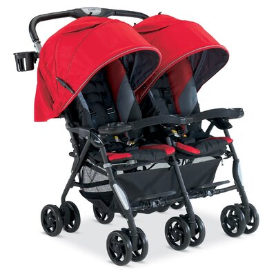 Twin Cosmo Stroller