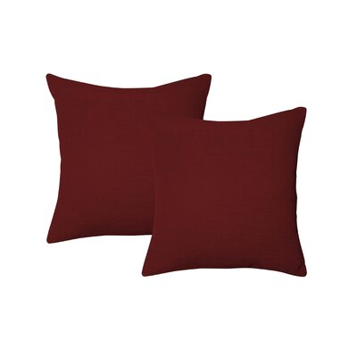 Jenny George Designs Sylvan Polyester Pillow (Set of 2)