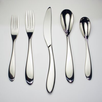David Shaw Silverware Andorra 20 Piece Flatware Set