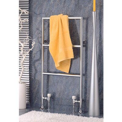 "Wesaunard Builder 13.5"" Floor Mount / Wall Mount Electric Towel Warmer"