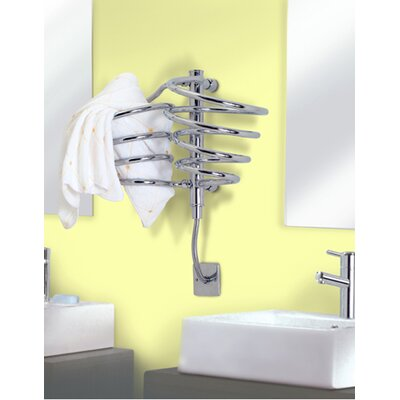 "Wesaunard Boz Cirqo 22"" Wall Mount Electric Towel Warmer"