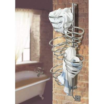 Wesaunard Boz Cirqo Wall Mount Electric Towel Warmer