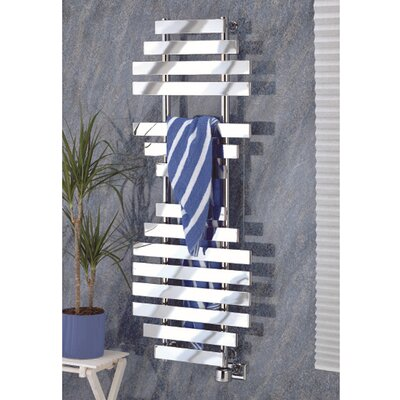 "Wesaunard Futurama 19.75"" Wall Mount Electric Towel Warmer"