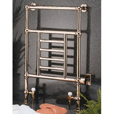 Victorian Handcrafted Floor Mount / Wall Mount Electric Towel Warmer