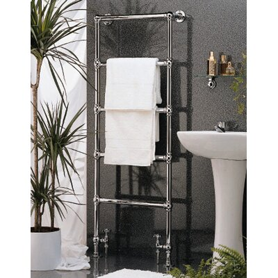 Wesaunard Victorian Floor Mount / Wall Mount Electric Towel Warmer