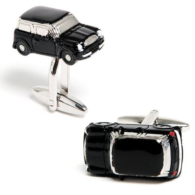 Cufflinks Inc. Classic Car Cufflinks in Black