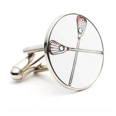 Cufflinks Inc. Lacrosse Cufflinks