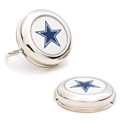 Cufflinks Inc. NFL Dallas CowBoys' Button Covers